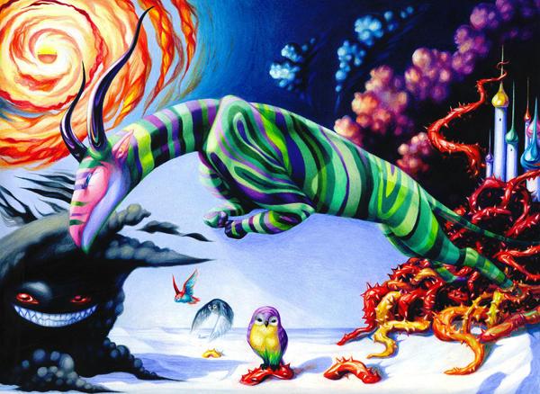 Volver al Color by ZombieLady