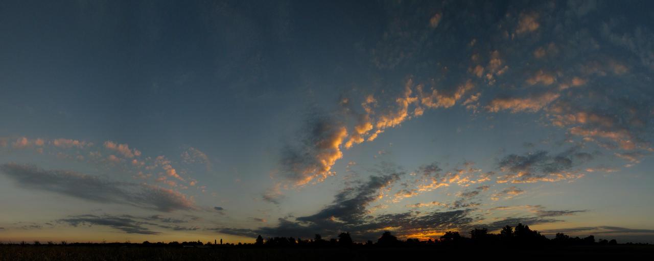 sunrise by Shtefhan