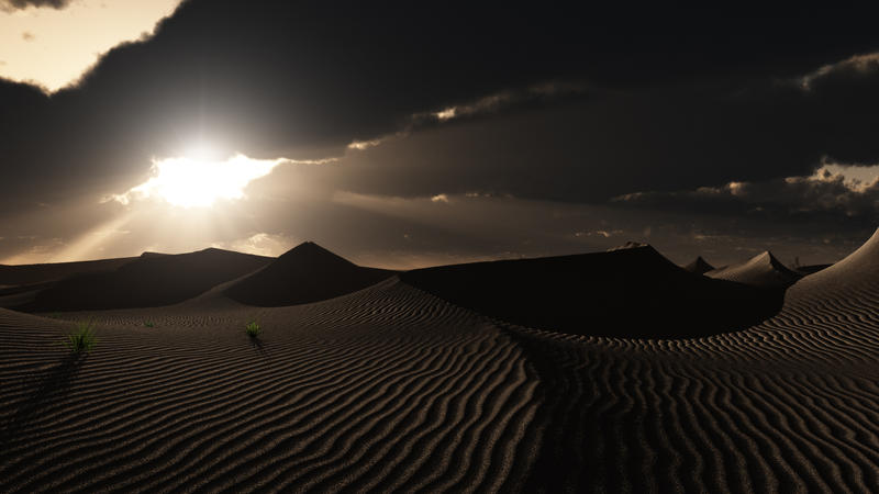 Dune by LinuxEvolution