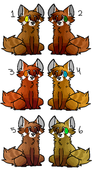 5/4 Point Red Panda Adopts [OPEN]
