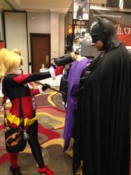 Got ya now Bats!