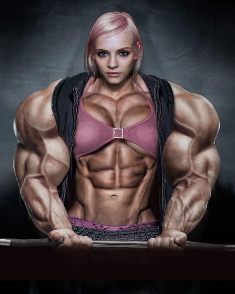 Mature Female Muscle