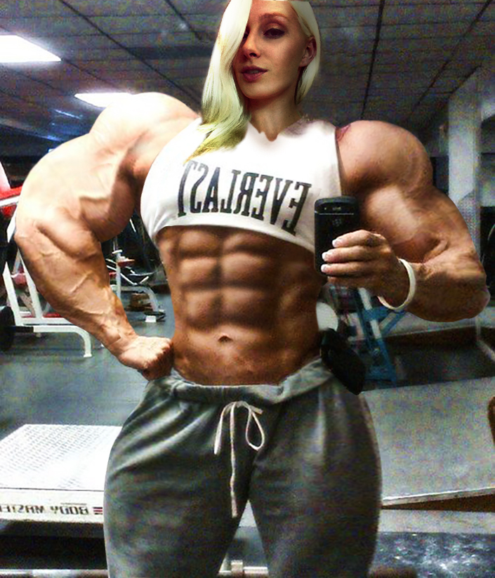 Female Muscle Morphs Favourites By Spurs1966 On DeviantArt