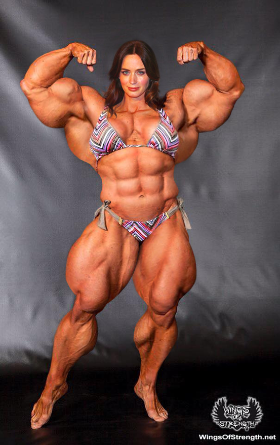image Huge female bodybuilder brigita brezovac hot female muscle