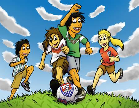 JC: World Cup Kids