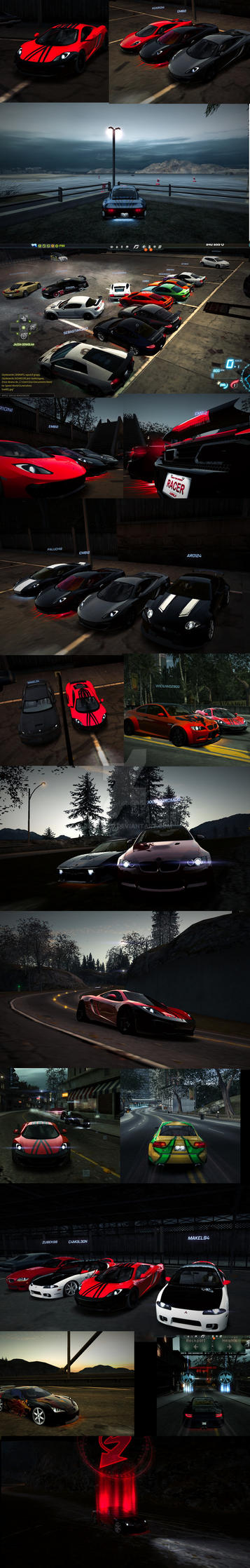 Need for Speed World2 by Jenna1xD