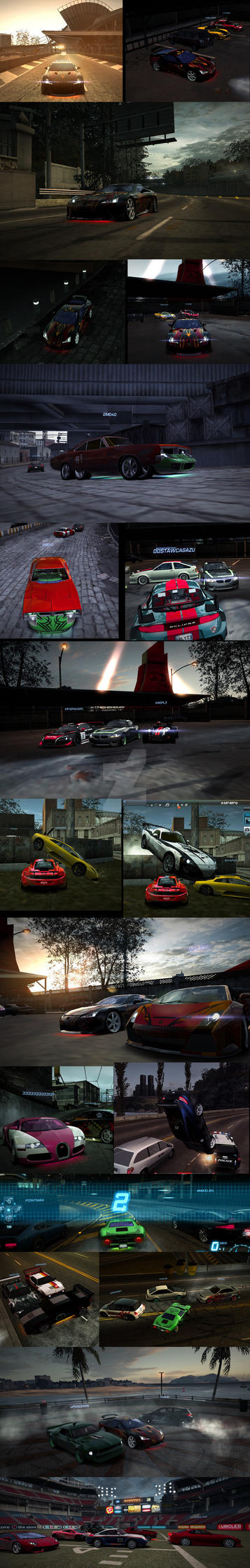 Need for Speed World3 by Jenna1xD