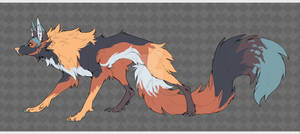 Auction Canine adopt [open]