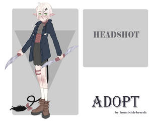 Human adopt auction [open]
