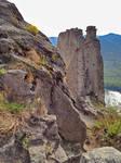Austria - ruin fort