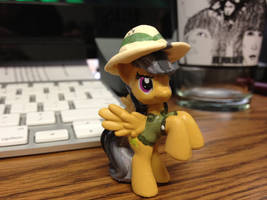 Daring Do Blindbag (Custom) by velocimaidfoxicorn