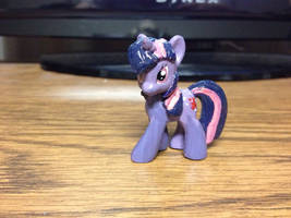 Twilight Sparkle Recolored by velocimaidfoxicorn