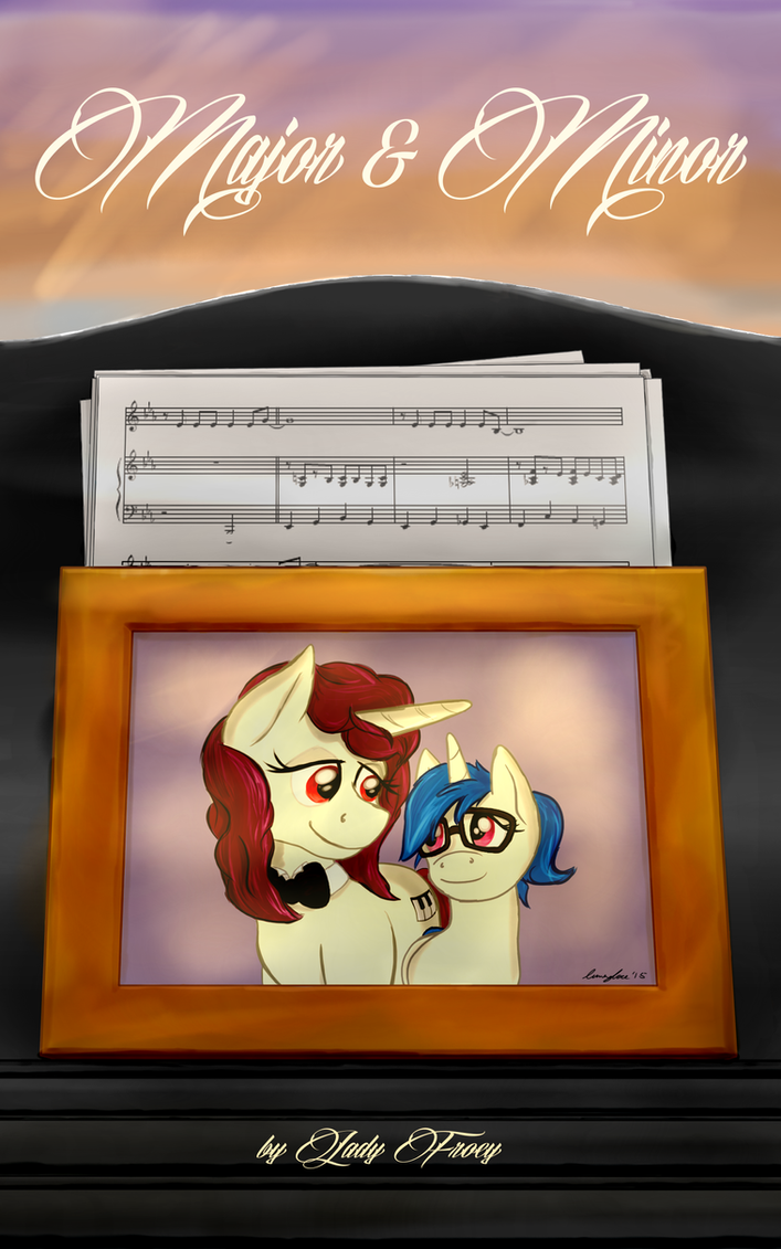 Major and Minor Cover by velocimaidfoxicorn on DeviantArt