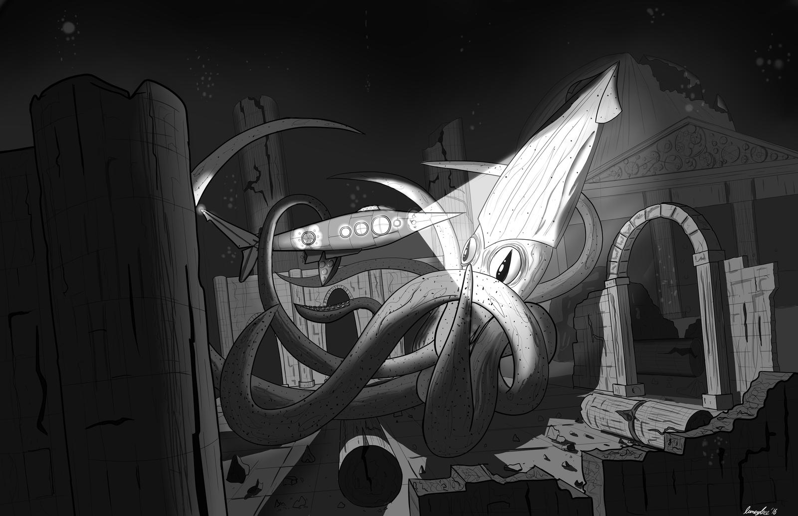 Nautilus by velocimaidfoxicorn