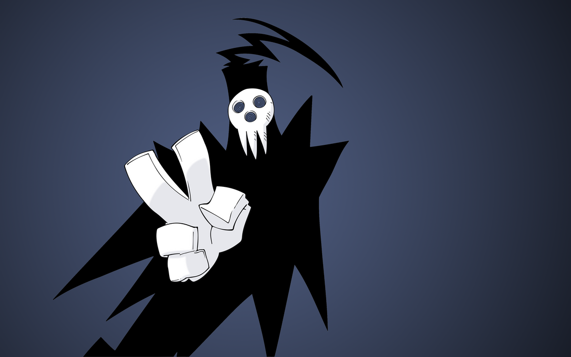 Soul Eater-Lord Death by spectralfire234 on DeviantArt