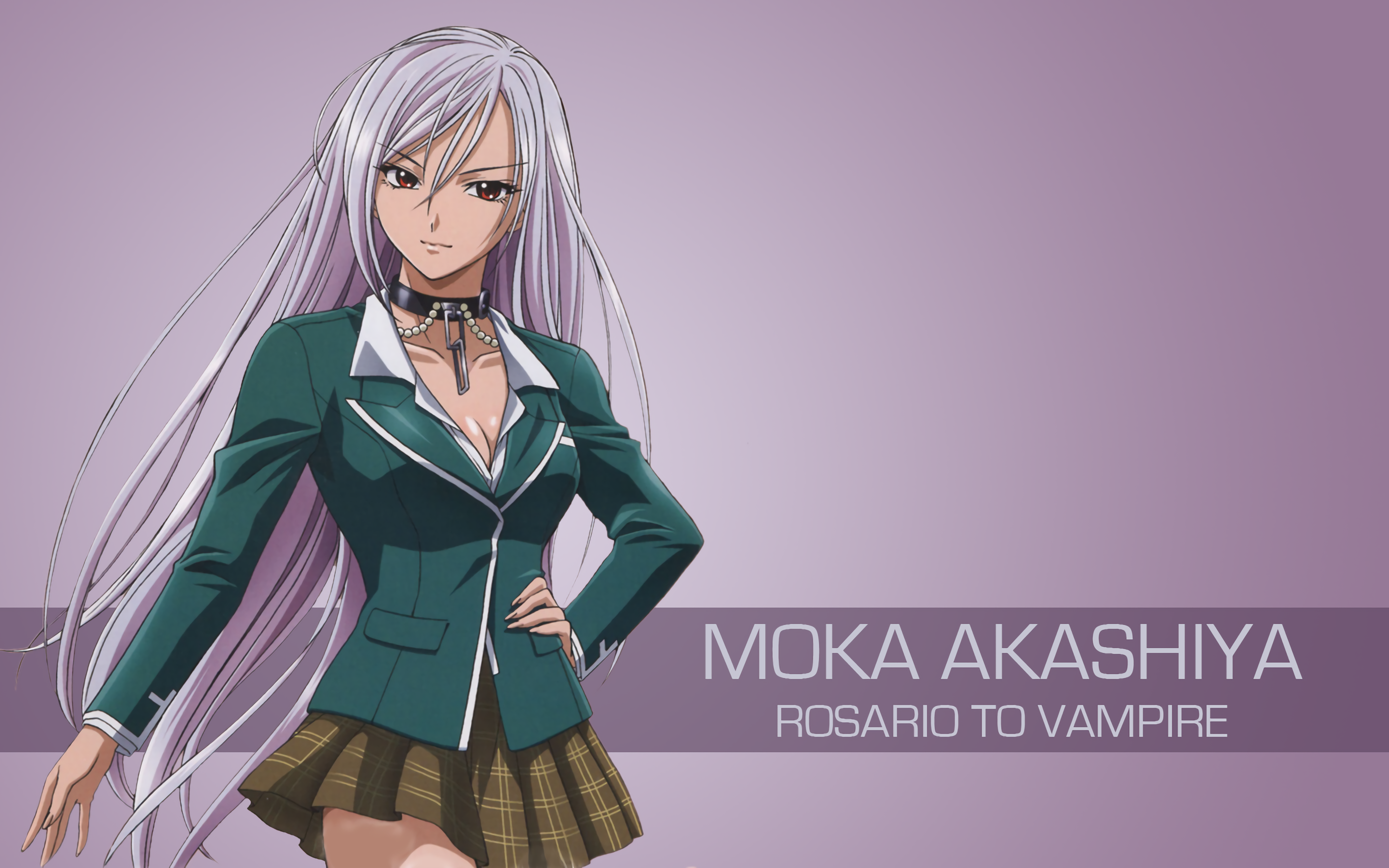 Rosario  Vampire android and full HD wallpapers