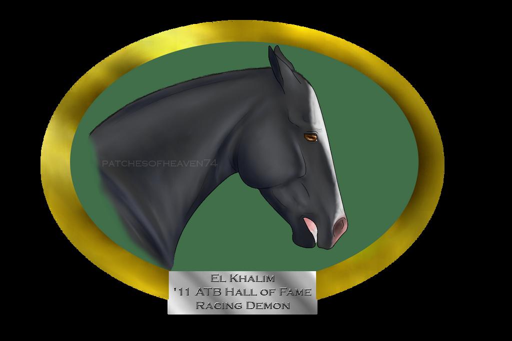 El Khalim-'11-Racing Demon by patchesofheaven74