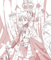 Sir Arthur Kirkland by Mangaka-chan