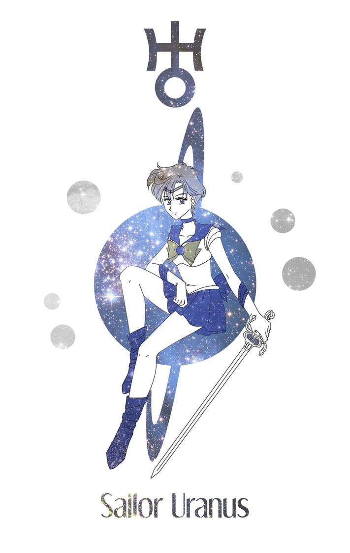 Sailor Uranus by Mangaka-chan