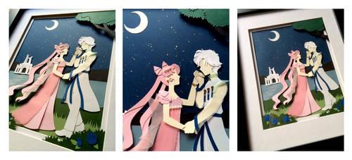 Au clair de la lune by Mangaka-chan