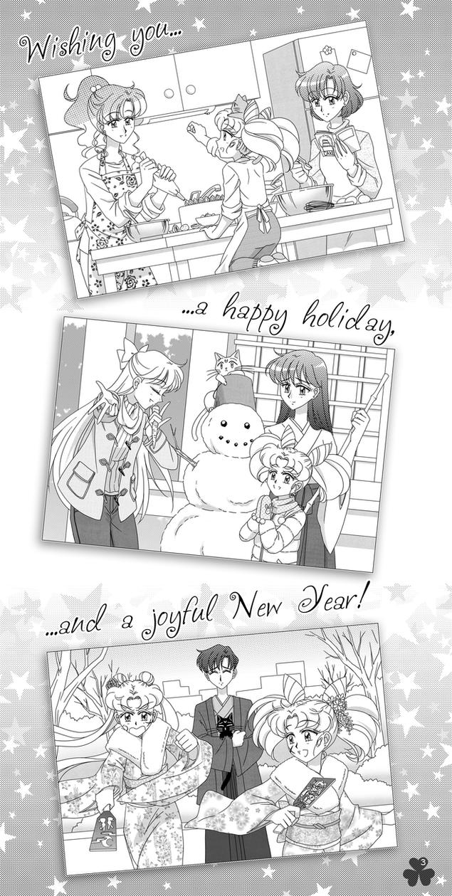 Season's Greetings by Mangaka-chan
