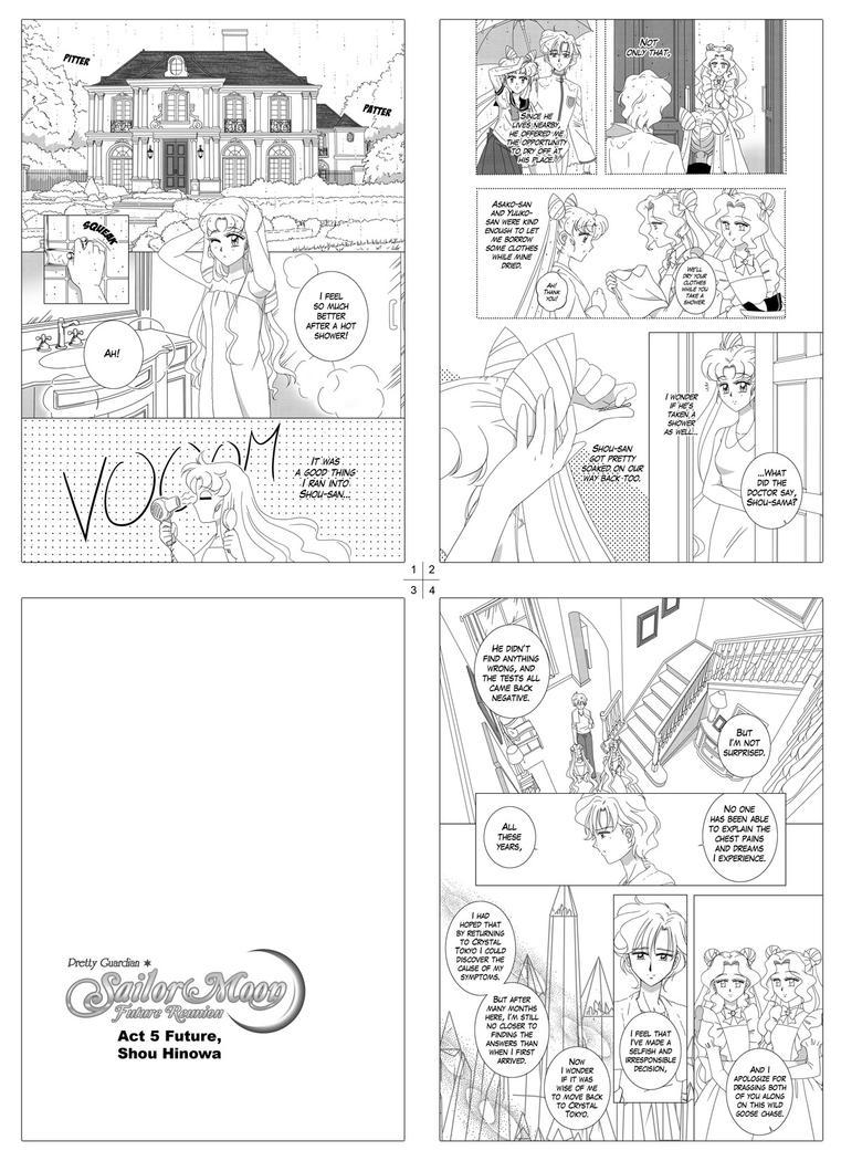 Future Reunion - Act 5 (Part 1) by Mangaka-chan