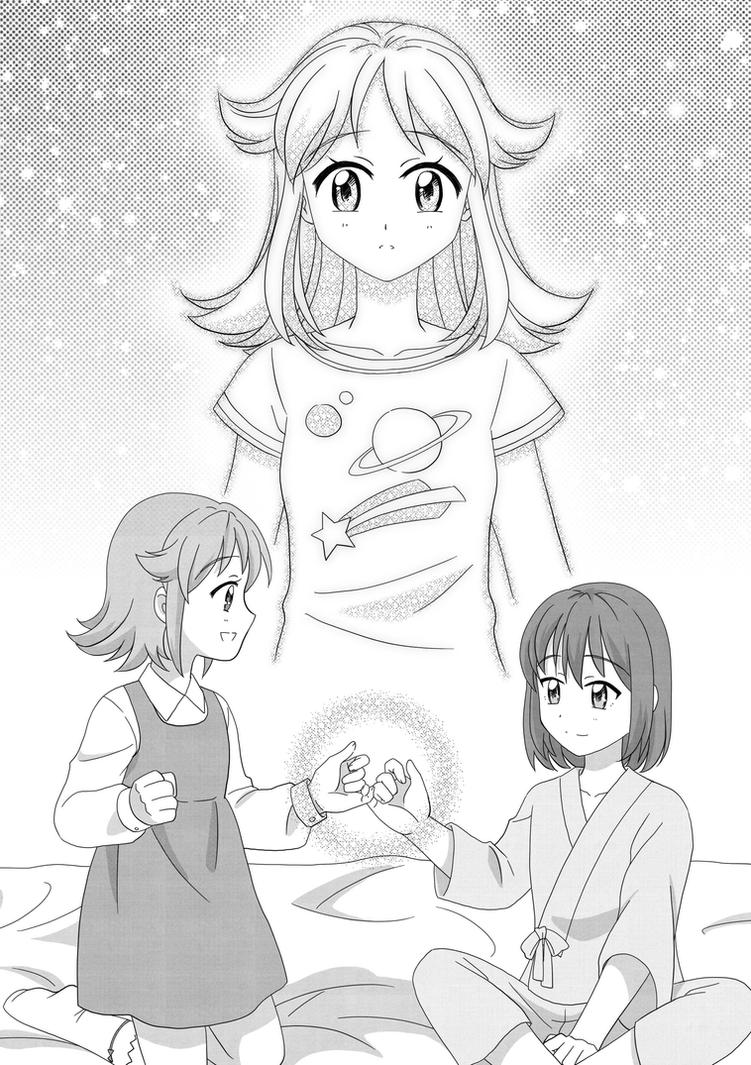 A Bridge Across the Milky Way - Chapter 4 by Mangaka-chan