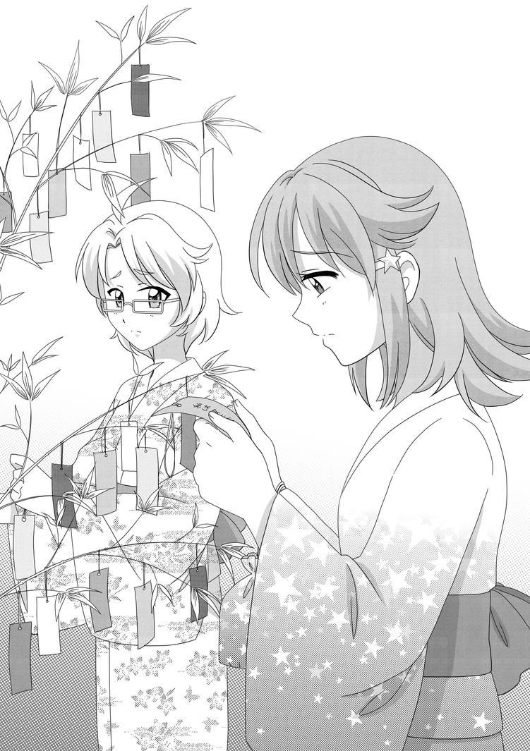 A Bridge Across the Milky Way - Chapter 5 by Mangaka-chan