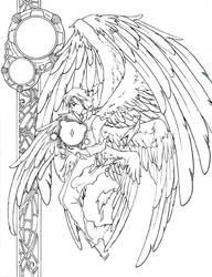Seraph by Mangaka-chan