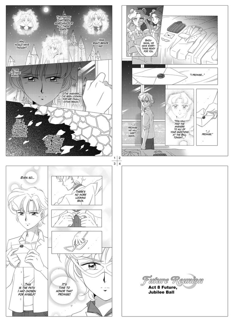 Future Reunion - Act 8 (Part 1) by Mangaka-chan