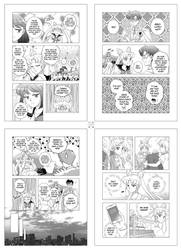 Shou's Birthday Surprise! (part 2) by Mangaka-chan