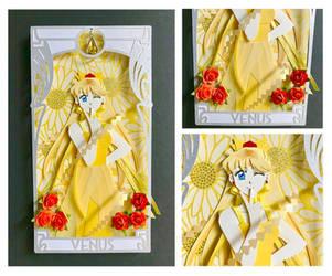 Princess Venus by Mangaka-chan