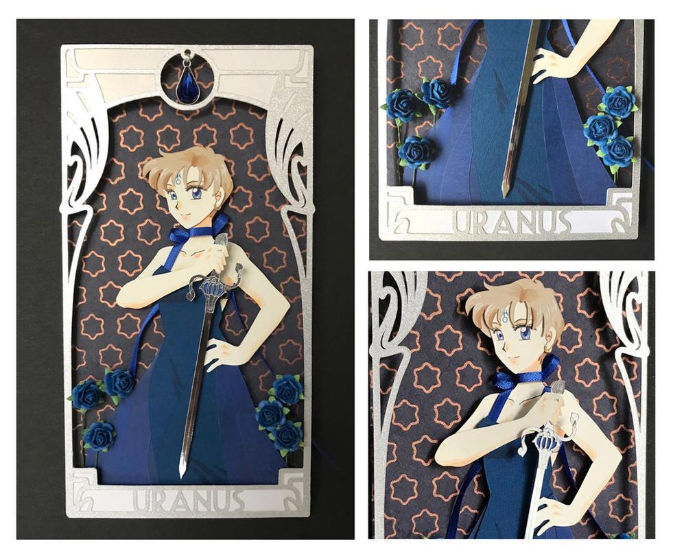 Princess Uranus by Mangaka-chan