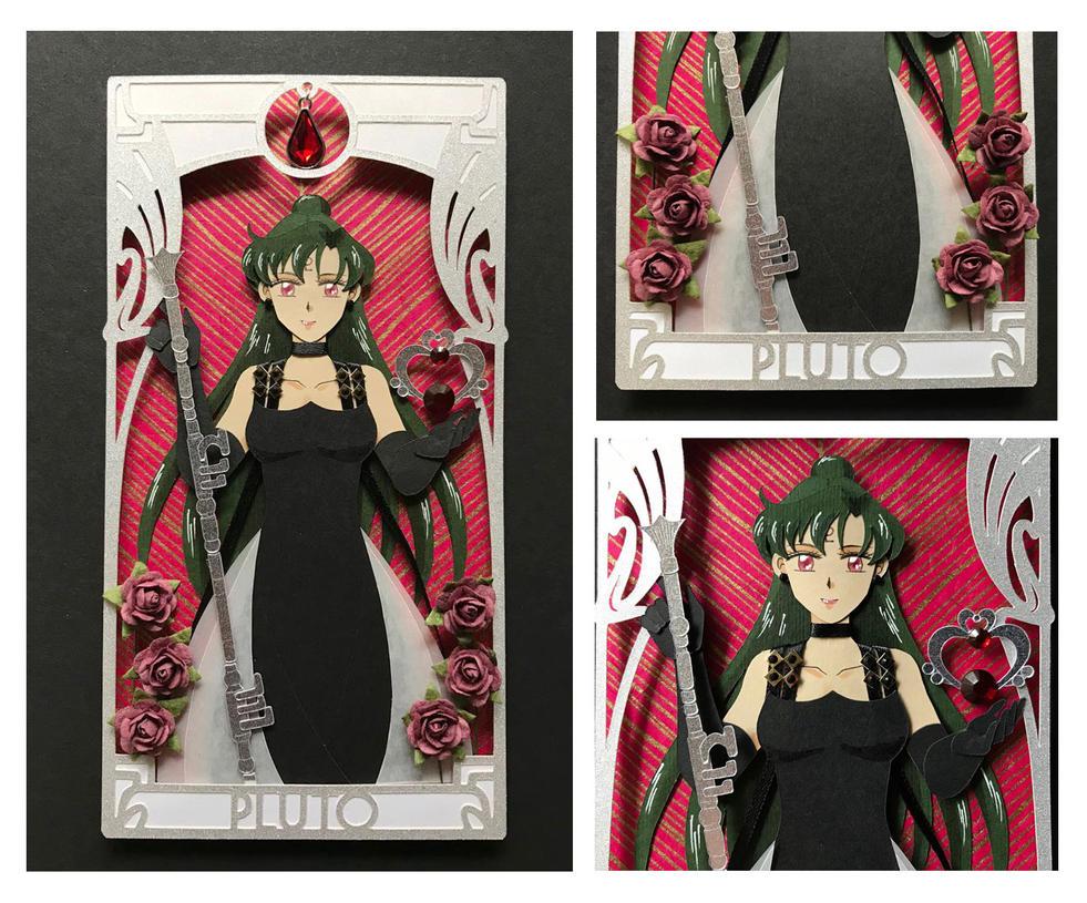 Princess Pluto by Mangaka-chan