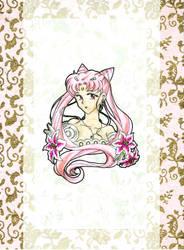 Princess Small Lady Serenity by Mangaka-chan