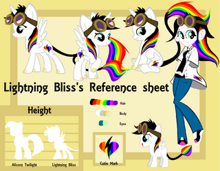 Lightning Bliss's Reference Sheet by Lightning-Bliss