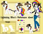 Lightning Bliss's Reference Sheet