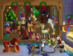 Merry Christmas from the Brony Analysis Community