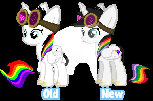 Old vs New Bliss Update