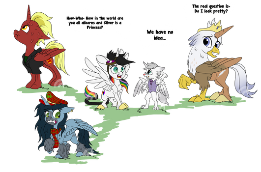 Why are you Alicorns Commission