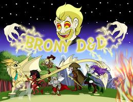 Brony DnD NEW PRINT