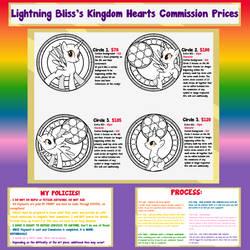 Kingdom Hearts Commission Guide