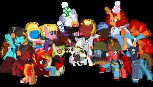 TF2 Birthday Surprise Commission