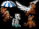 Pony Goombas Commission