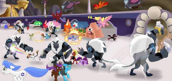 Brony Reviewers Storm King Invasion