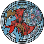 Thespio Kingdom Hearts Circle by Lightning-Bliss