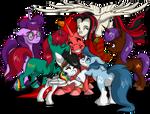 Jasper Pie Huggles Commission by Lightning-Bliss
