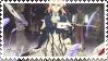 Violet Evergarden Stamp by FoodAssassinClive