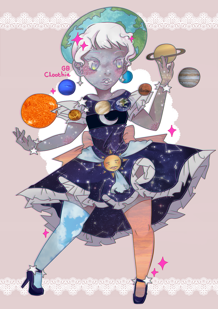 _=*queen of the universe*=_ by cloothie