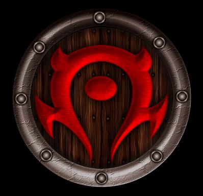 Horde Shield by Oligo-Friend